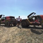 CHINESE DRIVER LUI KUN SNATCHES MAIDEN VICTORY ON EIGHTH CHINA SILK ROAD RALLY STAGE INTO ZHANGYE