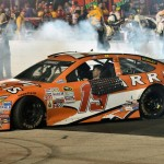 Carl Edwards, Toyota come up big for NASCAR Sprint Cup win at Darlington