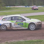 Marklund Motorsport Win FIA European Rallycross Championship With Tommy Rustad
