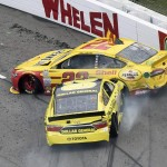 NASCAR seeks consistency to quell 'wild West'