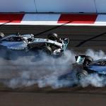 Rosberg makes it three in a row
