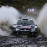 Successful season draws to close with win number twelve: Volkswagen and Ogier victorious at the Rally Great Britain