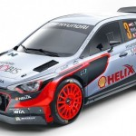 New Hyundai i20 WRC revealed ahead of 2016 World Rally Championship