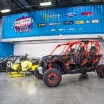 Can-Am Announces Partnership with Rally Racer Ken Block