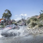 Victories for Al Attiyah and Meo whilst the leaders control