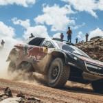 Sebastien Loeb retakes Dakar lead, Carlos Sainz wins stage seven