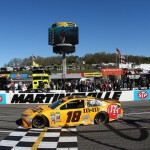 Kyle Busch sweep is NASCAR's first in 25 years