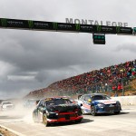 Solberg takes on the elements to secure season opening World RX win