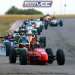 Formula V thrills and spills at Zwartkops