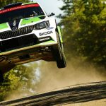 Local hero Lappi dominates WRC 2