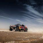 Loeb loses his way on Silk Way Rally
