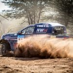 DRY AND DUSTY ROUTE FOR LICHTENBURG 450