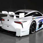 Dramatic Lexus LC 500 race car revealed