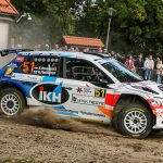 Kallie Rovanpera – rallying's youngest champion