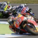Magnificent Marquez Clinches Third MotoGP Title