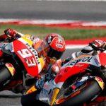 Pedrosa breaks collarbone in MotoGP leadup