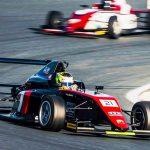 Aberdein dominates Dubai Formula 3