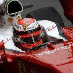 Heavy Raikkonen crash halts Brazilian Grand Prix