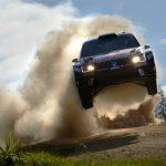 Ogier ahead of Mikkelsen – promising Shakedown for Volkswagen down under