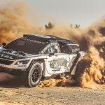 Sandblaster: New Peugeot 3008 DKR gears up for 2017 Dakar rally