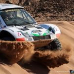 Africa Eco Race: A TRUE OFF ROAD RALLY STAGE
