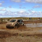 The Fiat Panda conquers the desert: the PanDakar is the queen of the world's most famous rally-raid.