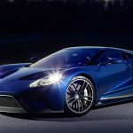 At 216 mph, the Ford GT is the fastest car ever from the Blue Oval