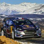 Rallye Monte Carlo: Neuville suspension problems hands Ogier lead