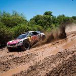 Loeb philosophical about losing Dakar to Peterhansel