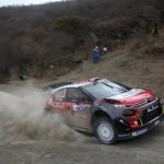 CITROËN'S KRIS MEEKE HOLDS HIS NERVE TO PULL CLEAR OF WORLD CHAMPION OGIER IN MEXICO