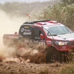POSITIVE ATTITUDE HELPS HORN BROTHERS TO VICTORY AT LICHTENBURG 400