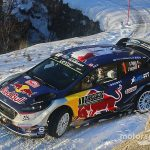 RALLY CORSICA: SS9: OGIER LOSES SECOND