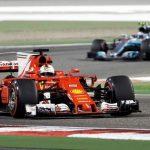 Sebastian Vettel wins the Bahrain Grand Prix