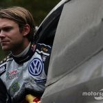 Norwegian completes deal with French squad to race Rally Italia Sardegna.