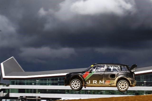 Silverstone reveals new World RX – Rallystar