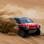 SUPERB SECOND OVERALL FOR OVERDRIVE RACING AND KEEOPOWER'S CHRISTIAN LAVIEILLE AT SILK WAY RALLY