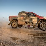 AL-ATTIYAH, ROMA, POULTER AND DOMZALA REPRESENT POWERFUL OVERDRIVE AND TOYOTA CHALLENGE IN SPAIN