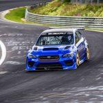 Subaru WRX STI under 7mins around Nurburgring