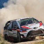 TOYOTA BACKS RALLY AUSTRALIA