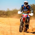 BRANCH IS OVERALL MOTORCYCLE CHAMPION WITH ONE MORE BATTLE TO GO