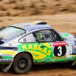 East Africa Classic Rally Day 4: Chager takes charge