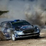 Tanak Sets Sights on Second in M-Sport Curtain Call