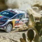 Rally Mexico: Ogier claims lead