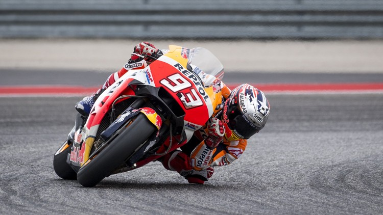 Marc Marquez The Undisputed King Of Cota Rules Again In