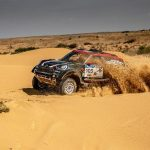 Overdrive Racing's Al-Attiyah finishes second overall in Silk Way Rally