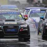 Engen Audi Team's Michael Stephen powers into GTC lead
