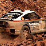 When Porsche tackled Dakar with a hypercar
