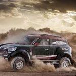 Three Dakar champion drivers step on gas with new X-raid MINI JCW Team