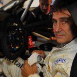 Zanardi's Rolex 24 preparations