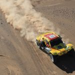 AFRICA ECO RACE 2019 A QUIET DAY